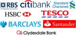 Didžiosios Britanijos bankai